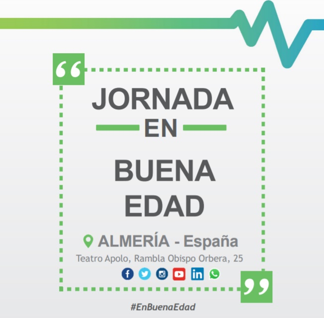 jornadaenbuenaedadAlmería2019